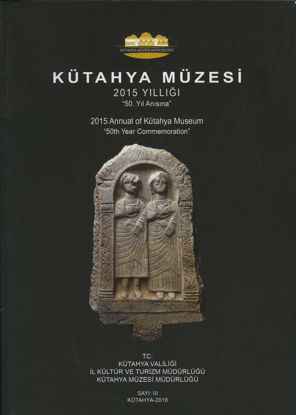 Kütahya Müzesi-2015 Yıllığı resmi