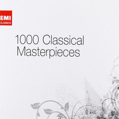 1000 Classical Masterpieces -61Cd resmi