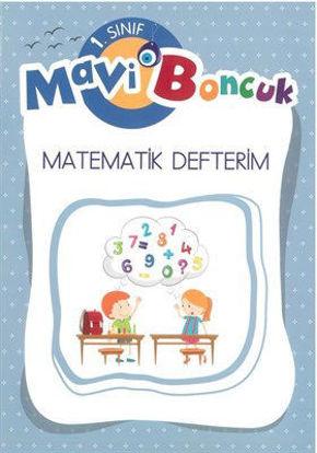 1. Sınıf Mavi Boncuk Matematik Defterim resmi
