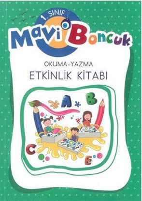 1. Sınıf Mavi Boncuk Okuma Yazma Etkinlik Kitabı resmi