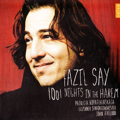 1001 Nights In The Harem resmi