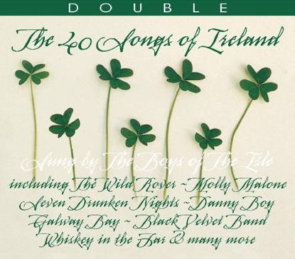 40 Songs Of Ireland  -2Cd resmi