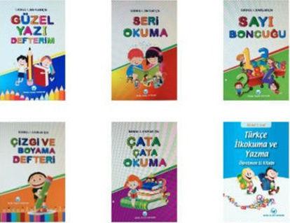 Çata Çata Okuma Set resmi