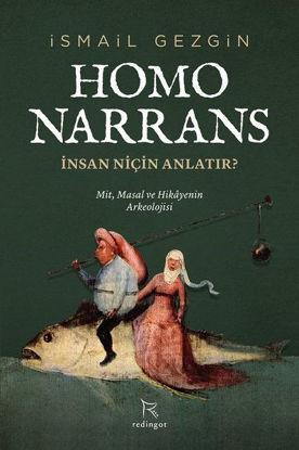 Homo Narrans: İnsan Niçin Anlatır? resmi