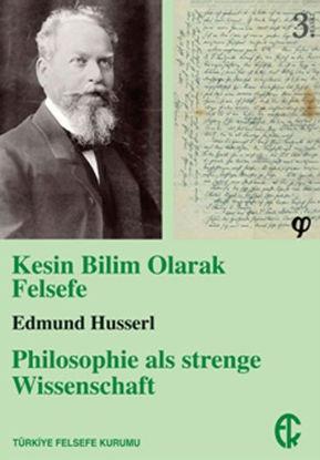 Kesin Bilim Olarak Felsefe resmi
