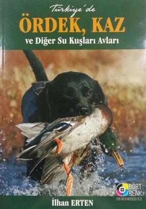 Türkiye'de Ördek Kaz Ve Diğer Su Kuşları Avları resmi