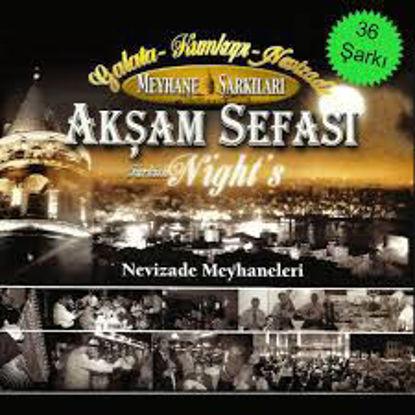 Akşam Sefası-3 Nevizade Meyhaneleri  -3Cd resmi