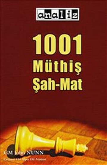 1001 Müthiş Şahmat resmi