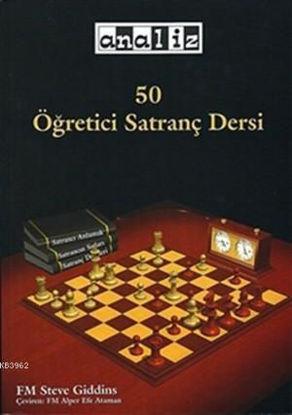 50 Öğretici Satranç Dersi resmi
