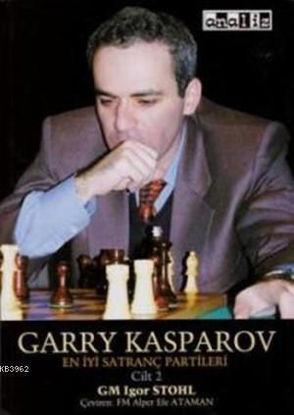 Garry Kasparov En İyi Satranç Partileri-2 resmi