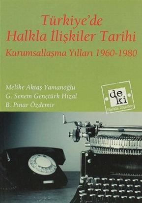 Türkiye'de Halkla İlişkiler Tarihi resmi