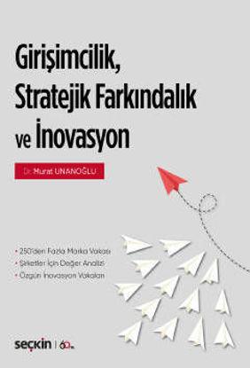 Girişimcilik Stratejik Farkındalık Ve İnovasyon resmi