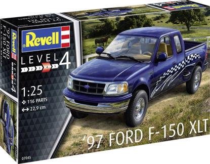 97 Ford F-150 Xlt resmi