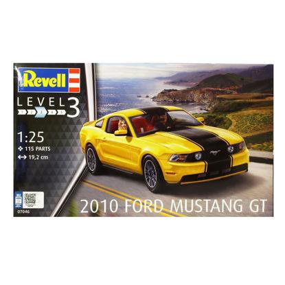 2010 Ford Mustang Gt resmi