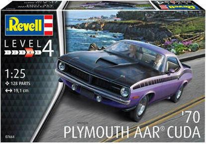 1970 Plymouth Cuda resmi