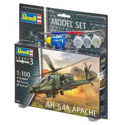 Apache Model Set resmi