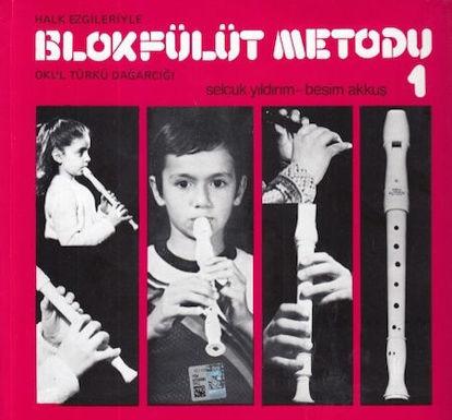 Blokfülüt Metodu (1) resmi