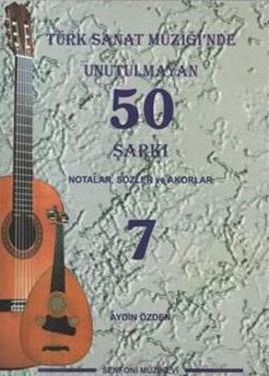 50 Şarkı Notalar -7- resmi