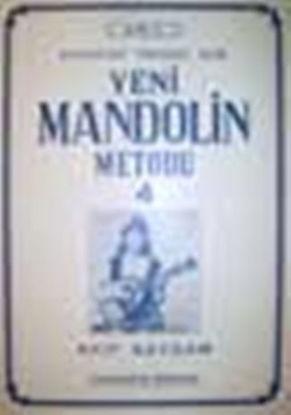 Yeni Mandolin Metodu Iv resmi