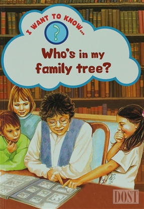 Who s in My Family Tree