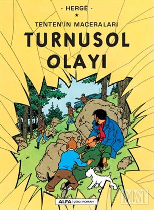 Turnusol Olay Tenten in Maceralar