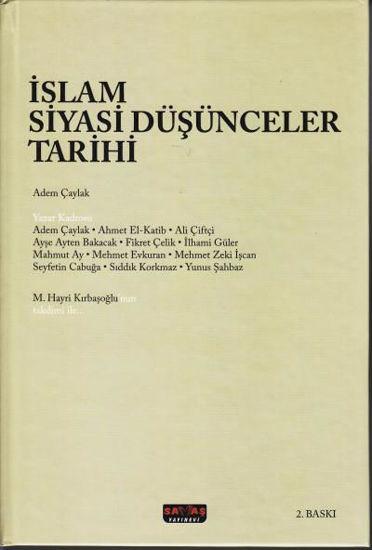 İslam Siyasi Düşünceler Tarihi resmi