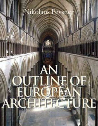 An Outline Of European Architecture resmi