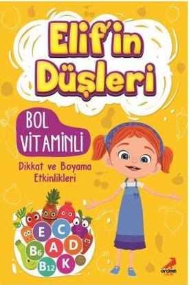 Elif'in Düşleri Bol Vitaminli resmi
