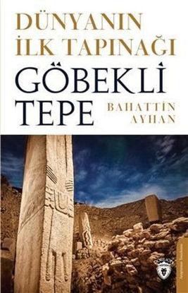 Dünyanın İlk Tapınağı Göbeklitepe resmi