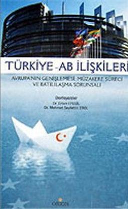 Türkiye-Ab İlişkileri resmi