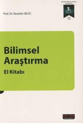 Bilimsel Araştırma El Kitabı resmi