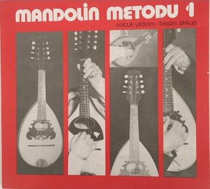 Mandolin Metodu (1) resmi