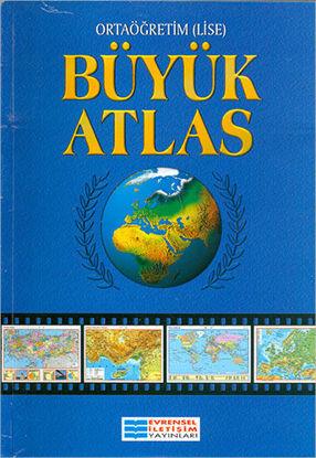 Büyük Atlas Ciltsiz resmi