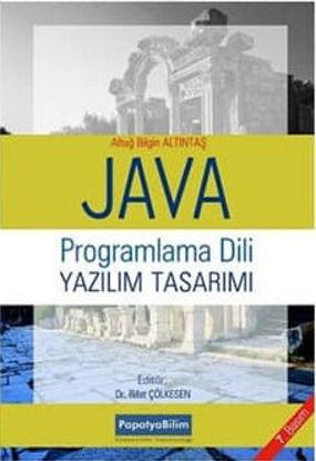 Java Ve Yazılım Tasarımı resmi