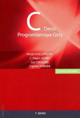 C Dersi Programlamaya Giriş resmi