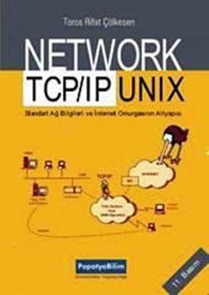 Network Tcp/Ip Unıx El Kitabı resmi