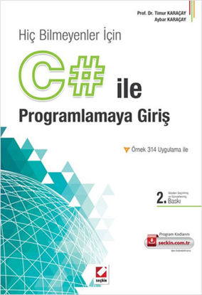 C # İle Programlamaya Giriş resmi