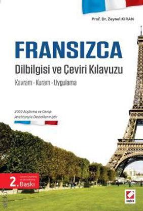 Fransızca Dilbilgisi Ve Çeviri Kılavuzu resmi