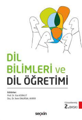 Dil Bilimleri Ve Dil Öğretimi resmi