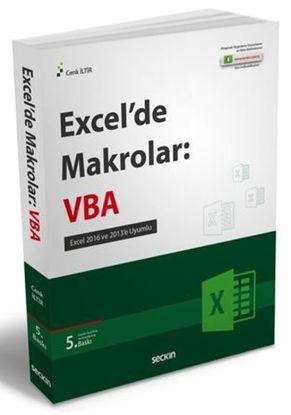 Excel'de Makrolar Vba resmi