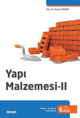 Yapı Malzemesi-Iı resmi