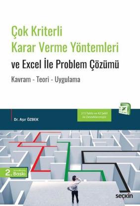 Çok Kriterli Karar Verme Yöntemleri Ve Excel İle Problem Çöz resmi
