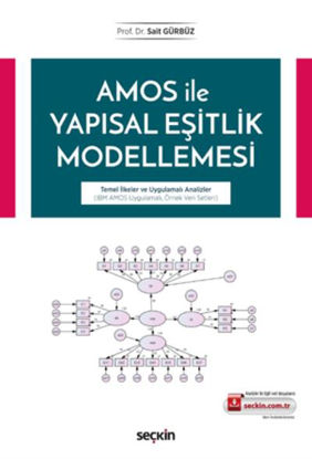 Amos İle Yapısal Eşitlik Modellemesi resmi