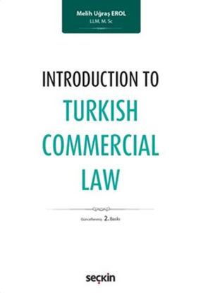 Introductıon To Turkısh Commercıal Law resmi
