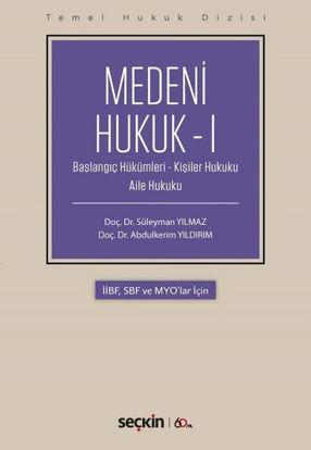 Medeni Hukuk-I resmi