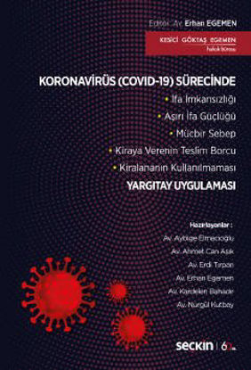 Koronavirüs Covid 19 Sürecinde Yargıtay Uygulaması resmi
