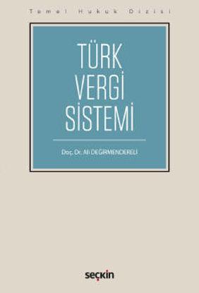Türk Vergi Sistemi Temel Hukuk Dizisi resmi