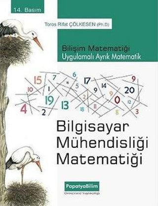 Bilgisayar Mühendisliği Matematiği resmi