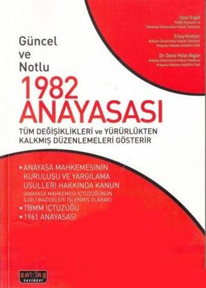1982 Anayasası Güncel Ve Notlu resmi
