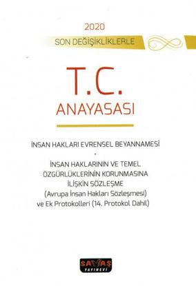 T.C Anayasası Cep Boy resmi
